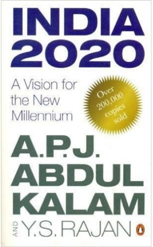 India 2020: A Vision For The New Millennium13 August 2014...