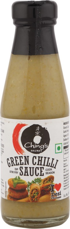 Chings Secret Green Chilli Sauce(190 g)