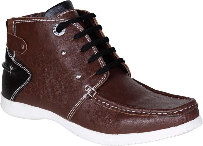 Baaroo Comforta Boots(Brown)