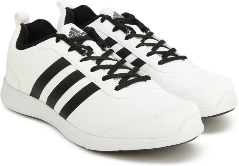 ADIDAS ALCOR SYN 1.0 M Men Running Shoes For Men(Black, White)