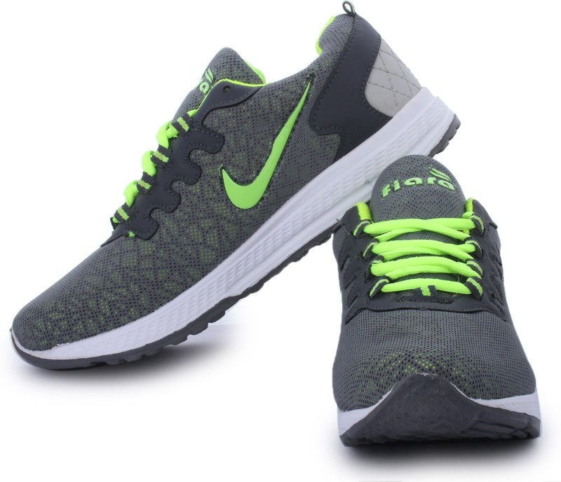 FIARA DYNAMIC RUN Outdoors(Grey, Green)