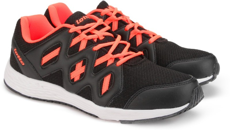 Lotto Sleek Running Shoes(Black)