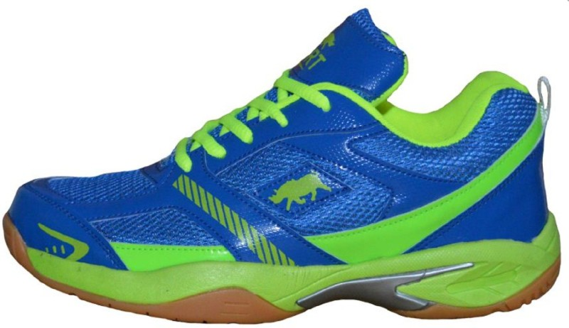 PORT Mens Blue Super Tennis Shoes(Blue)