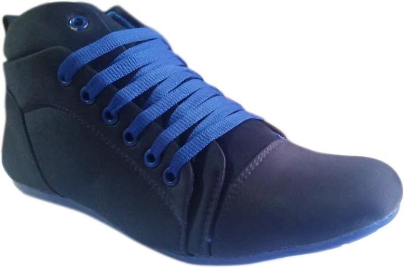 TTS Canvas Shoes For Women(Blue)