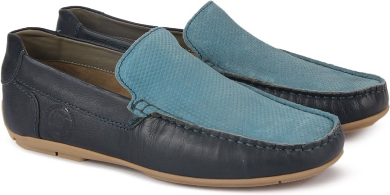 U.S. Polo Assn Eric Loafers For Men(Blue)