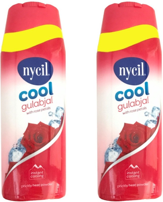 Nycil Cool Gulabjal Puffer(150 g)