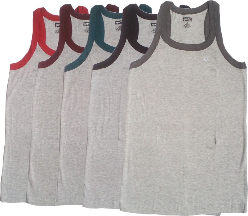 Amul Macho Men Vest(Pack of 5)