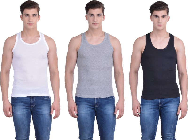 Force NXT Mens Vest(Pack of 3)
