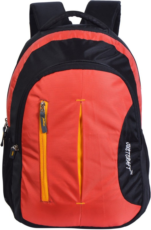 Justcraft Croma 25 L Backpack(Red)