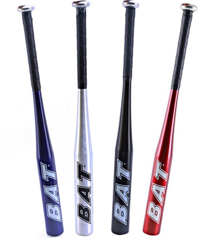 SYNDICATE 4 pcs Aluminium Baseball Bat(34 inch, 450 - 600 kg)