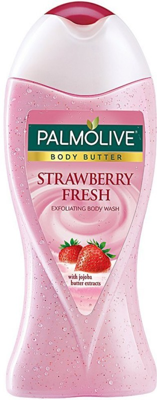 Palmolive Body Butter Strawberry Fresh Body Wash(250 ml)