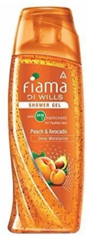 Fiama Di Wills Peach and Avocado Deep Moisturize Shower Gel(250 ml)