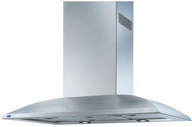 GLEN GL 1000 IS Wall Mounted Chimney(Silver 1250 CMH)