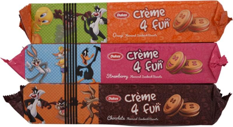 Dukes Cream Combo(450 g, Pack of 3)