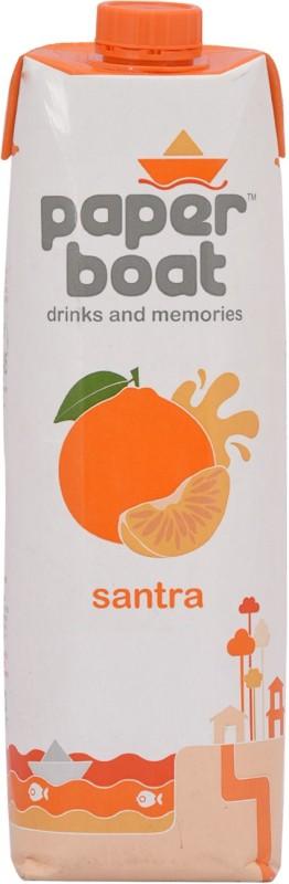 Paper Boat Juice - Santra 1 L