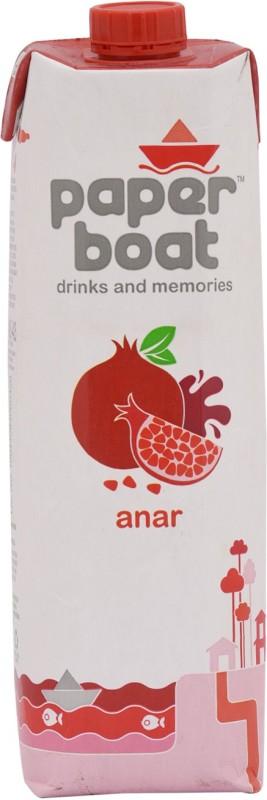 Paper Boat Juice - Anar 1 L