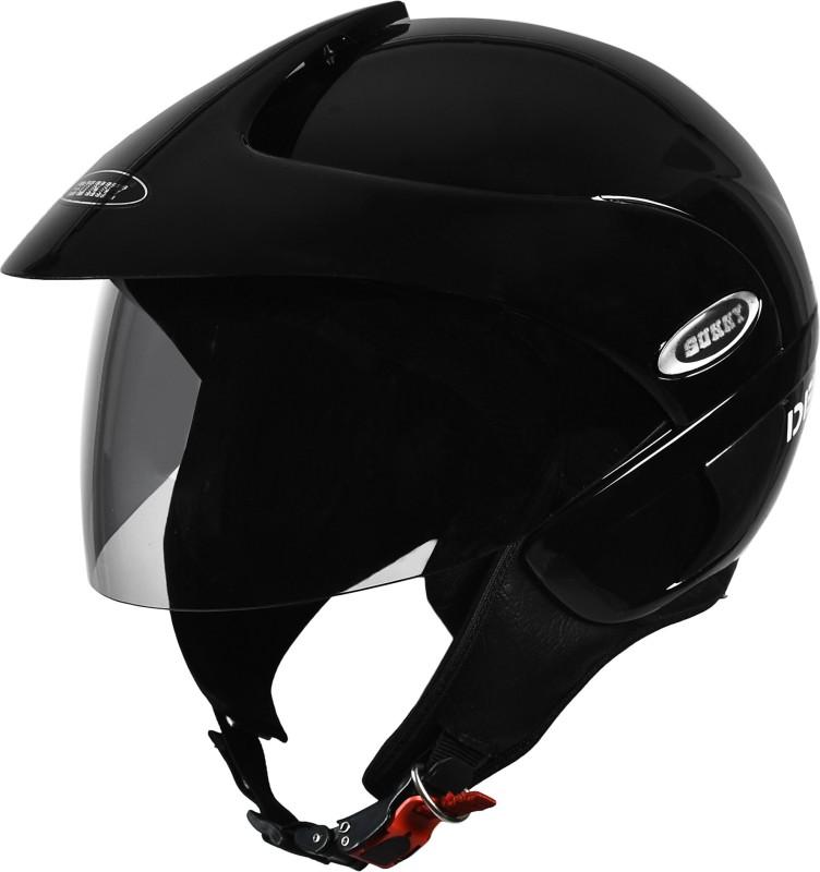 stranger Strander delta Motorbike Helmet(Black)