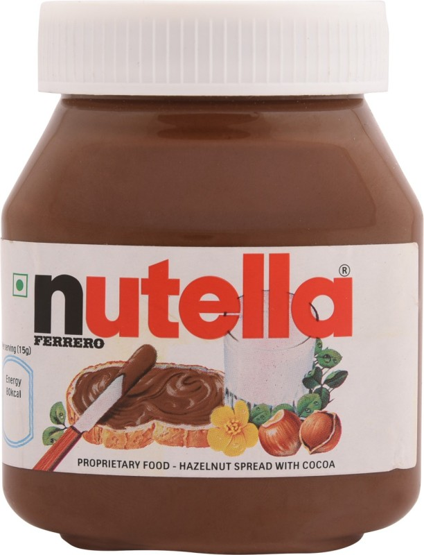 Nutella Hazelnut Spread With Cocoa 160 g