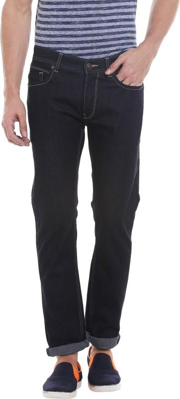 Spykar Slim Men Black Jeans