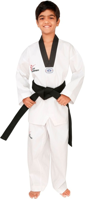 Taekwondo Plus TPWTF001 Martial Art Uniform
