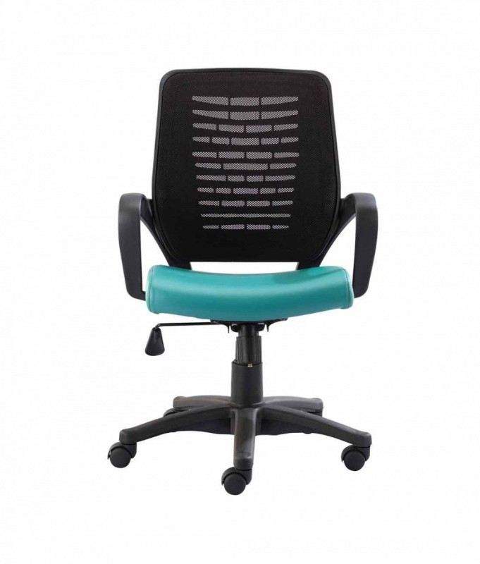 HOF PRIVIYA 7004 Nylon Office Executive Chair(Black)
