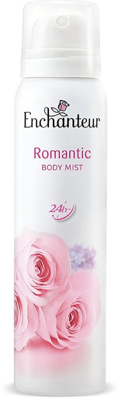 Enchanteur Romantic Body Mist Perfume - 150 ml(For Women)