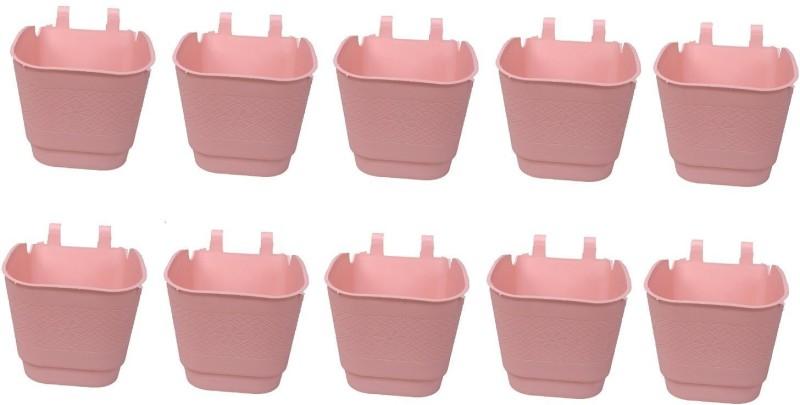 Minerva Naturals Plant Container Set(Pack of 10, Plastic)