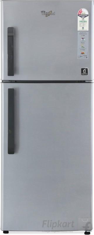 Whirlpool 245 L Frost Free Double Door 2 Star Refrigerator(Nova Steel, NEO FR258 CLS PLUS 2S)