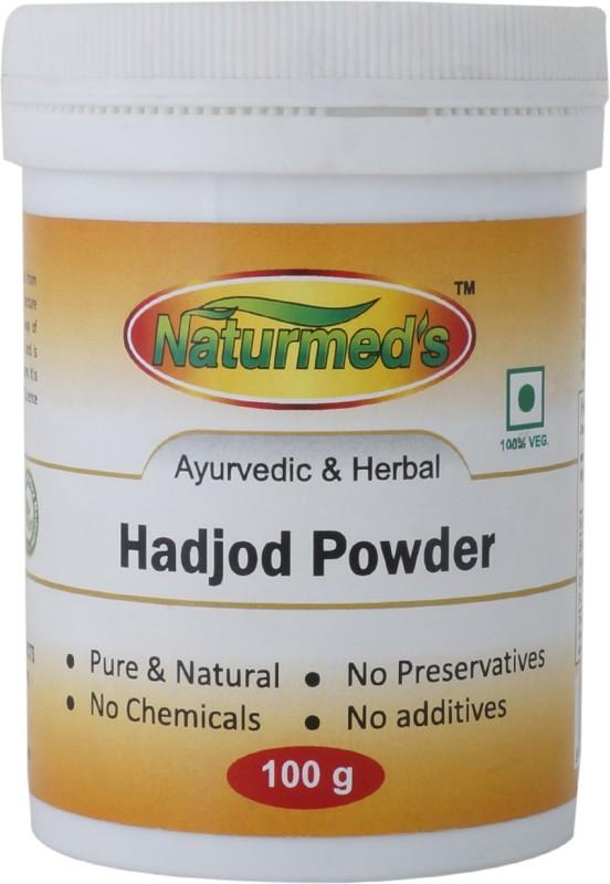 Naturmed's Naturmed's Hadjod Powder 100 Grams Jar(100 g)