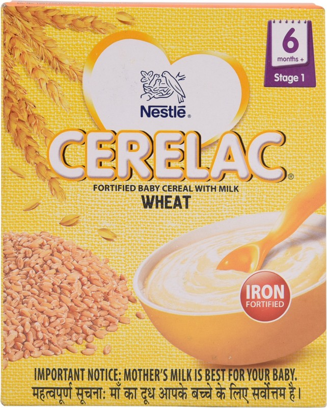 Nestle Cerelac-Wheat Cereal for Babies & Infants(300 g)