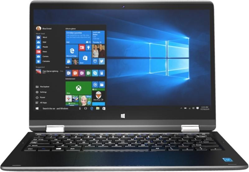 RDP ThinBook 1110 2 in 1 Laptop ThinBook 1110 Intel Atom Quad Core 2 GB RAM Windows 10
