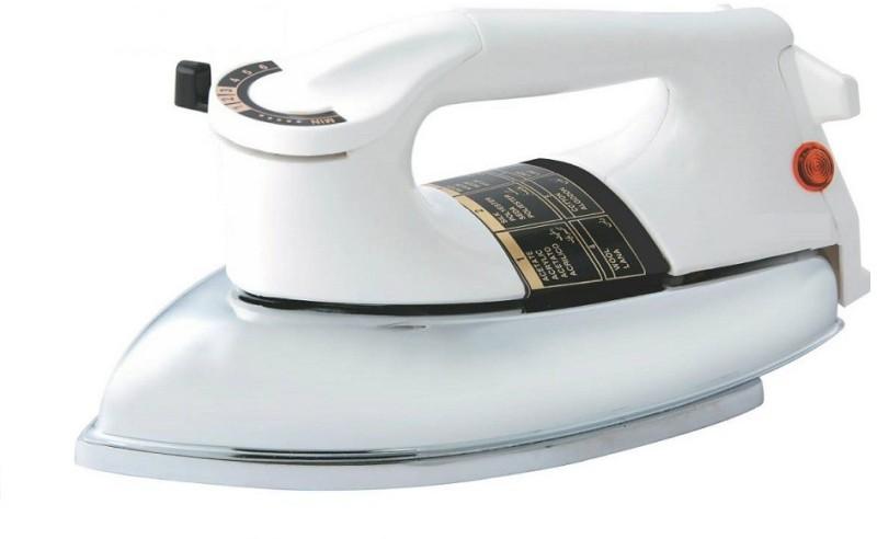 Moksh Standard Plus Heavy Weight Dry Iron(White)