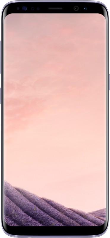 Samsung Galaxy S8 (Orchid Grey, 64 GB)(4 GB RAM)