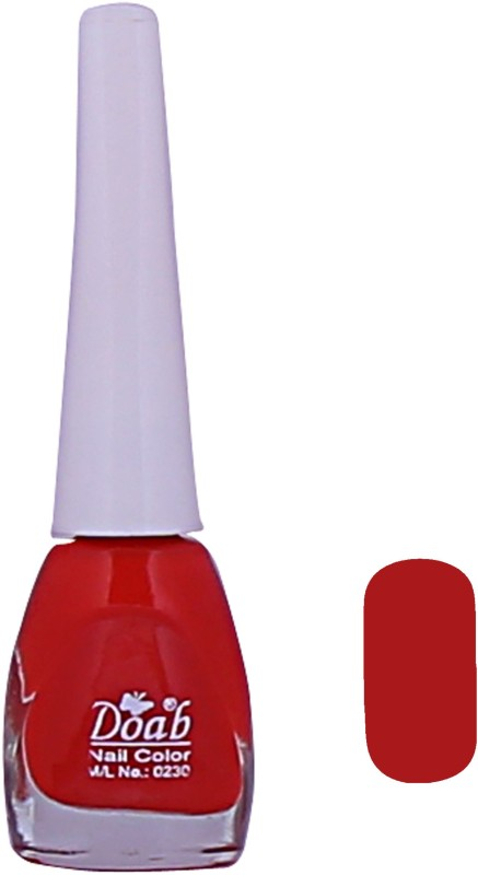 Doab Nail_Paint_Red Red(12 ml)