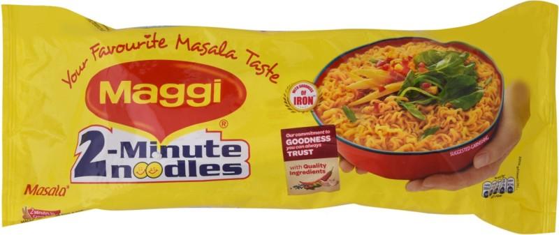 Maggi Masala Instant Noodles 420 g(Vegetarian)