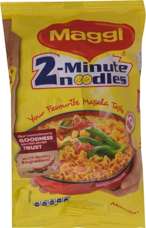 Maggi Masala Instant Noodles 140 g(Vegetarian)