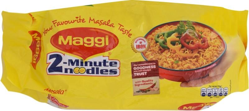 Maggi Masala Instant Noodles 560 g(Vegetarian)