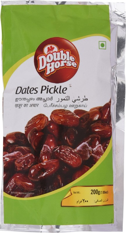 Double Horse Dates Pickle(200 g)