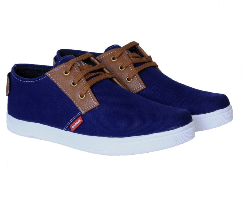 4. OLADIN Lace up SNEAKERS & CASUAL Shoes Canvas Shoes