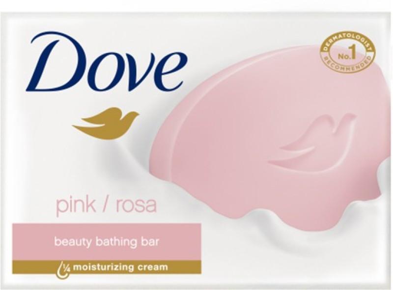 Dove Pink Rosa Beauty Bathing Bar(75 g)