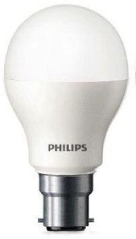 Philips 9 W Standard B22 LED Bulb(White)