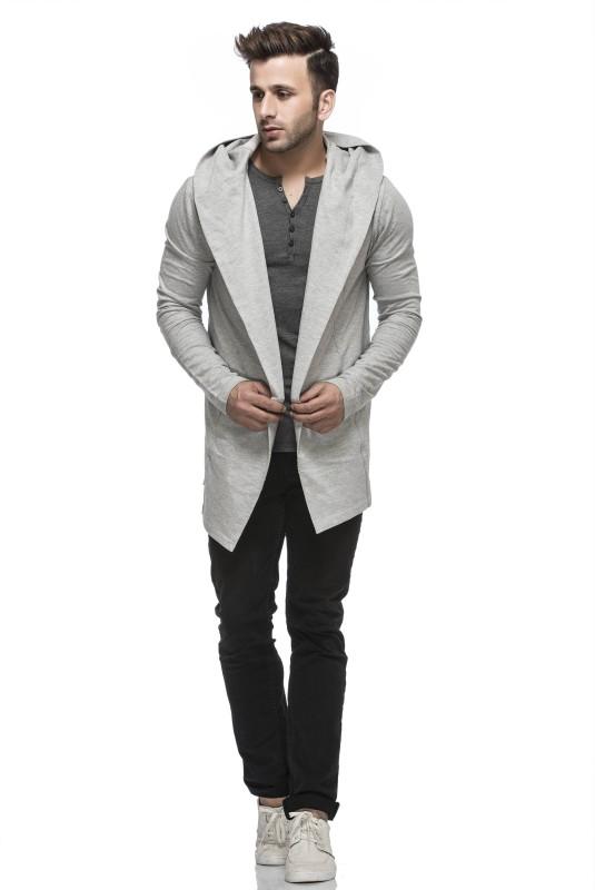 Tinted Full Sleeve Solid Men's jacket Jacket