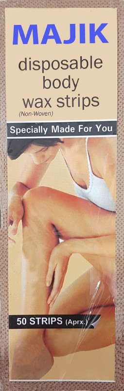 Majik Body Waxing Strips(300 Strips)