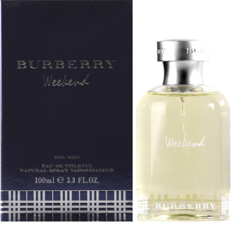 burberry perfumes WEEKEND EDT 100ML Eau de Toilette - 100 ml(For Men)