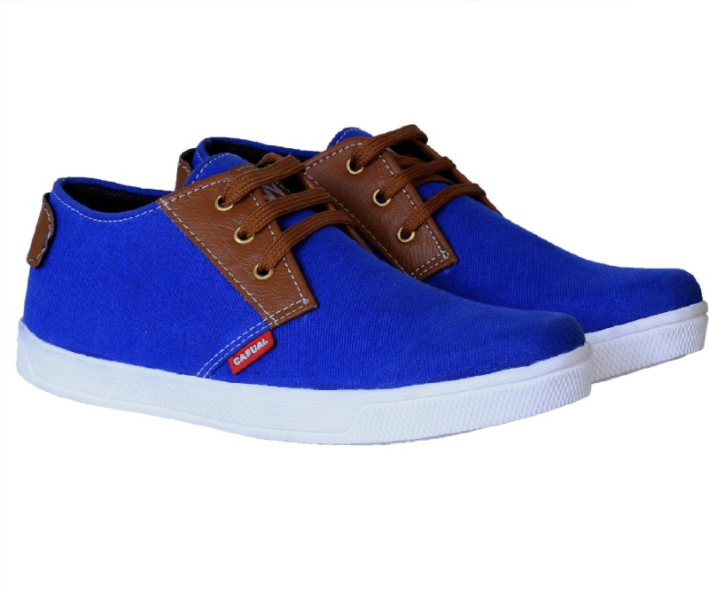 1. OLADIN Lace up SNEAKERS & CASUAL Shoes Canvas Shoes