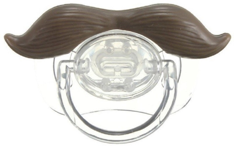 ShopAis Silicon Smooth Teether(Brown)