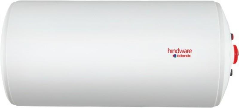 Hindware 15 L Storage Water Geyser(Metallic Silver, Metal Series Horizontal)