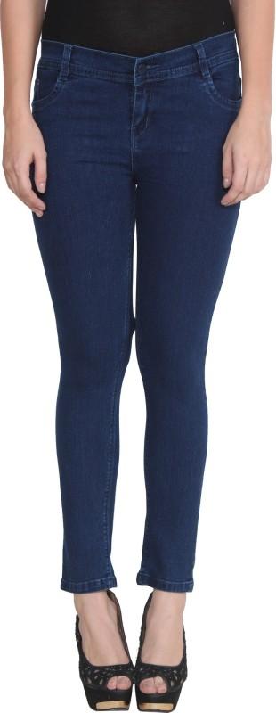 shopperselite Regular Women Blue Jeans