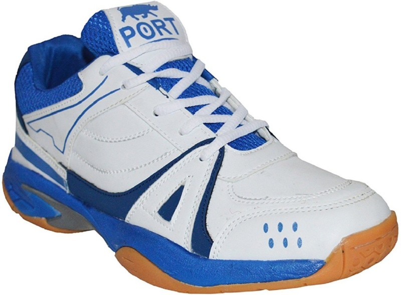 Port ACTIVA Badminton Shoes For Men(Blue)