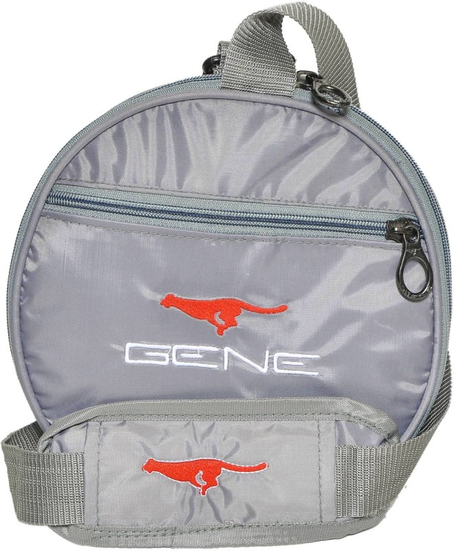 Gene MN-0117-GRY (Expandable) Gym Bag(Grey)